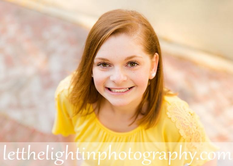 High School Senior Girl portrait by local portrait photographer Wendy Atkinson